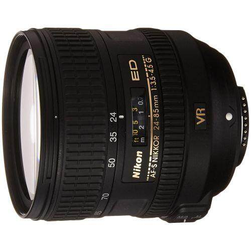 Nikon AF-S NIKKOR 24-85mm f / 3.5-4.5G ED VR [white box type]