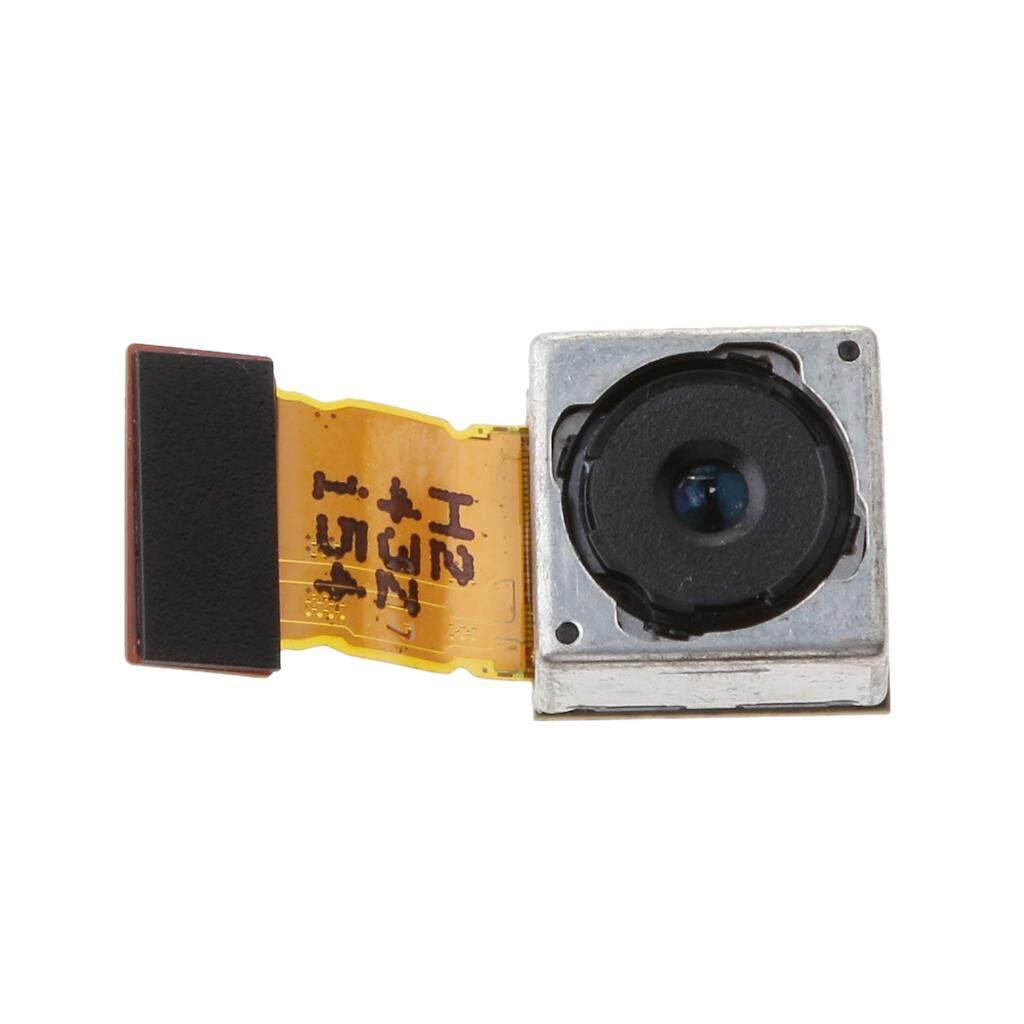Miracle Bersinar Belakang Belakang Kamera Lensa Kaca Modul Fleksibel Kabel Perbaikan untuk Sony Z1 L39h C6902-Internasional