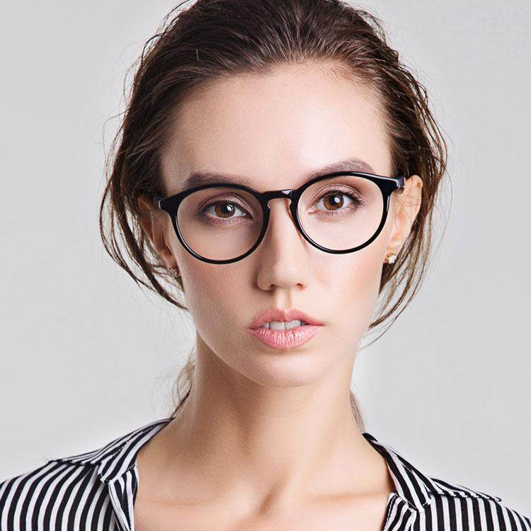 a6ca975796 Retro fashion big-frame glasses 2307 new wild modified glasses frame tide  can be equipped