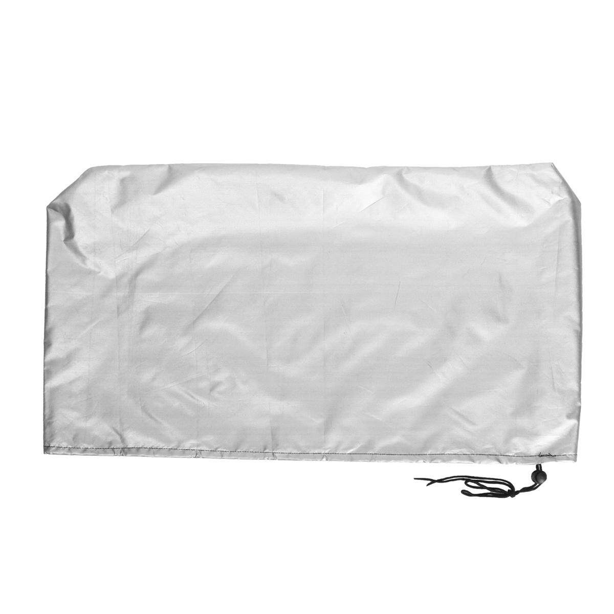 Computer Flat Screen Monitor Dust Cover LED PC TV 19-21 Inch Laptop Protectors #white