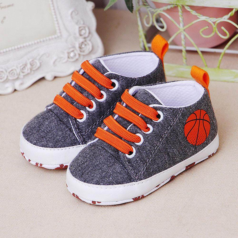 41025cf73a0 Newborn Infant Baby Cartoon Girls Boys Soft Prewalker Casual Flats Shoes