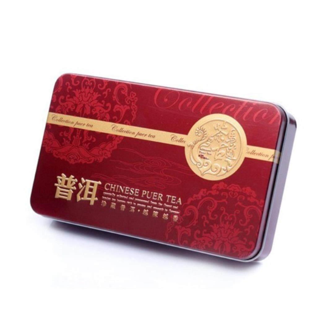 China tea Yunnan Tea Pu'er Tea Special Packing Box Mini Mini Tuo Tea Special Iron Box Packing