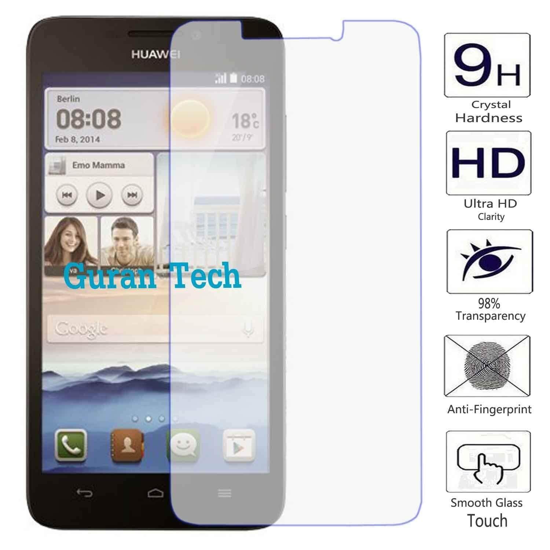 Kaca Antigores Pelindung Layar Film untuk Huawei Ascend G630 Smartphone Anti Gores Bukti Pecah