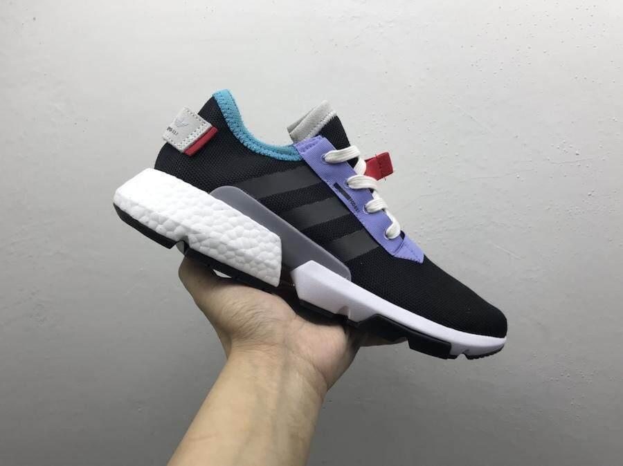 Ke Toko. Adidas Asli Originals POD-S3.1 Meningkatkan Popcorn Baru Runner Sepatu  Lari 2bb0736680