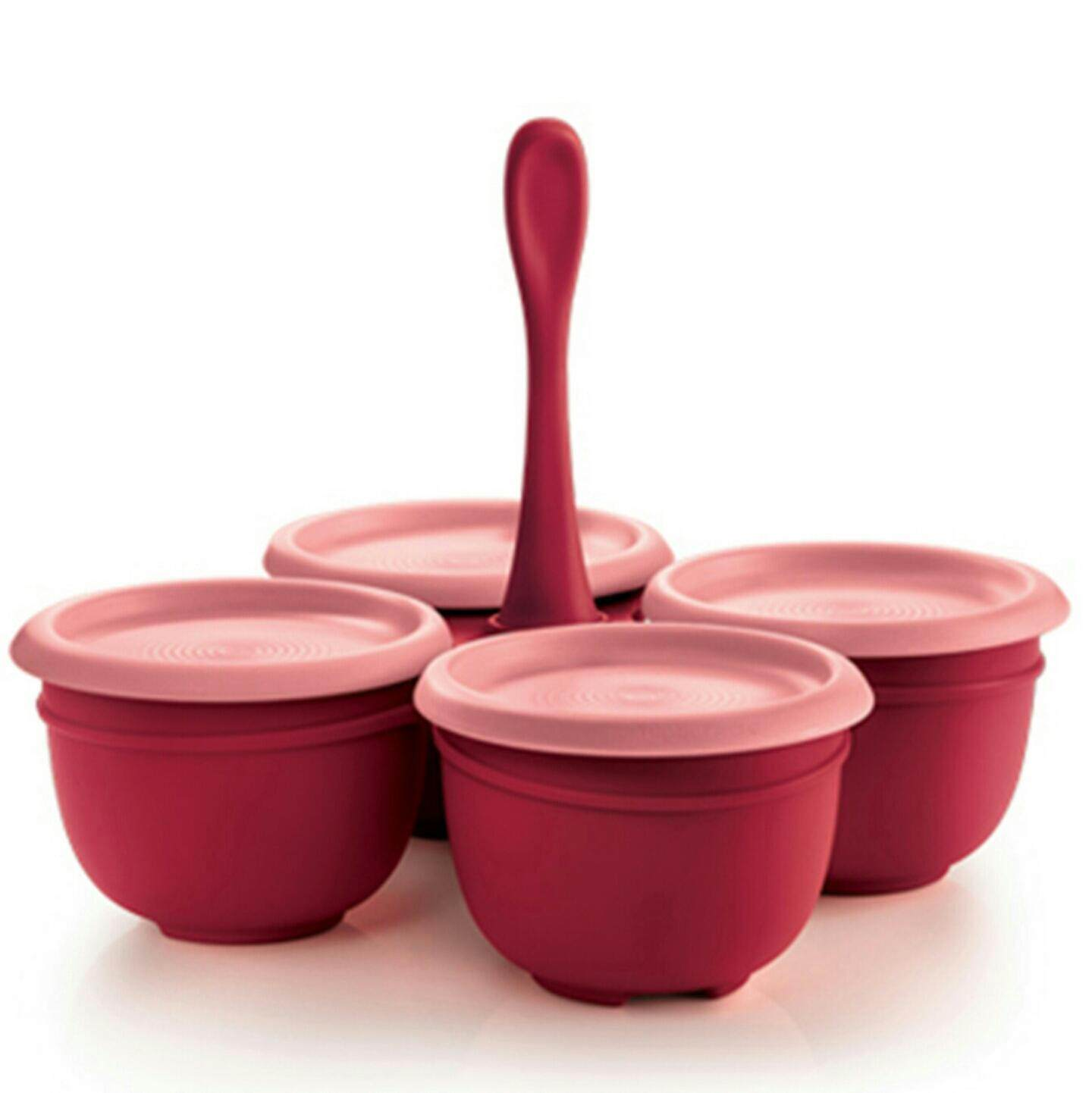 Tupperware Blossom Condimate with One Touch Seal (1) 250ml