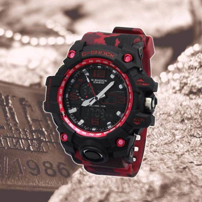 Casio G Shock WR20Bar Fashion Sports Watch Malaysia