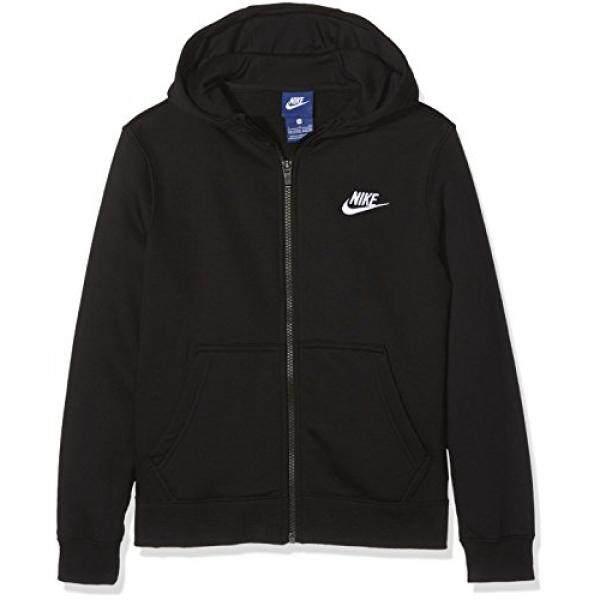 pretty nice 3e989 e7863 Nike Boys NSW HOODIE FZ CLUB  805499-010 (S) - intl