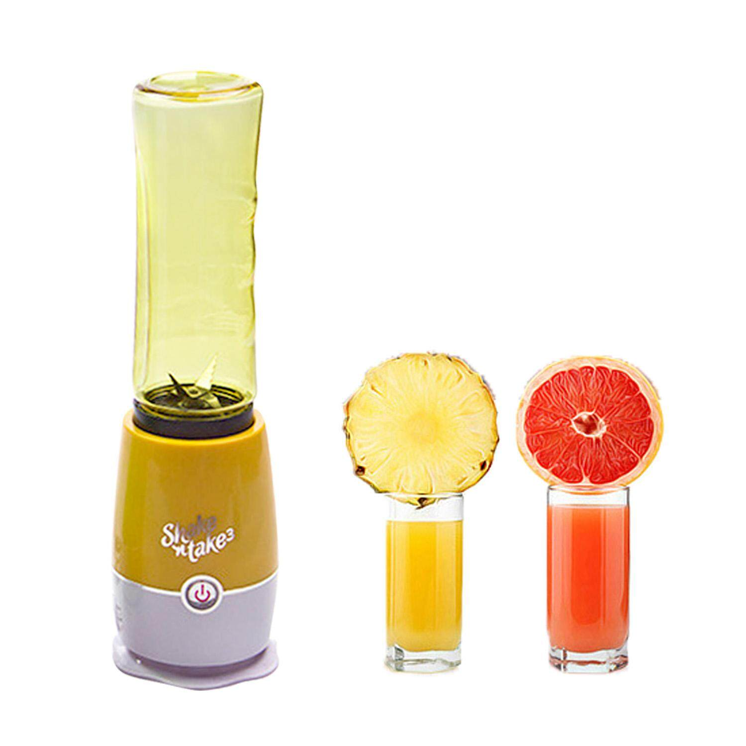 ... Mini Portable USB Rechargeable Electric Multi-functional Blender Milk Juice Shake Fruit Vegetable Smoothie Drink