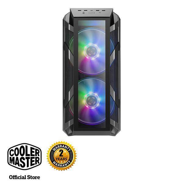 Cooler Master MasterCase H500M E-ATX ARGB Gaming Case with Four Tempered Glass Side Panels Malaysia