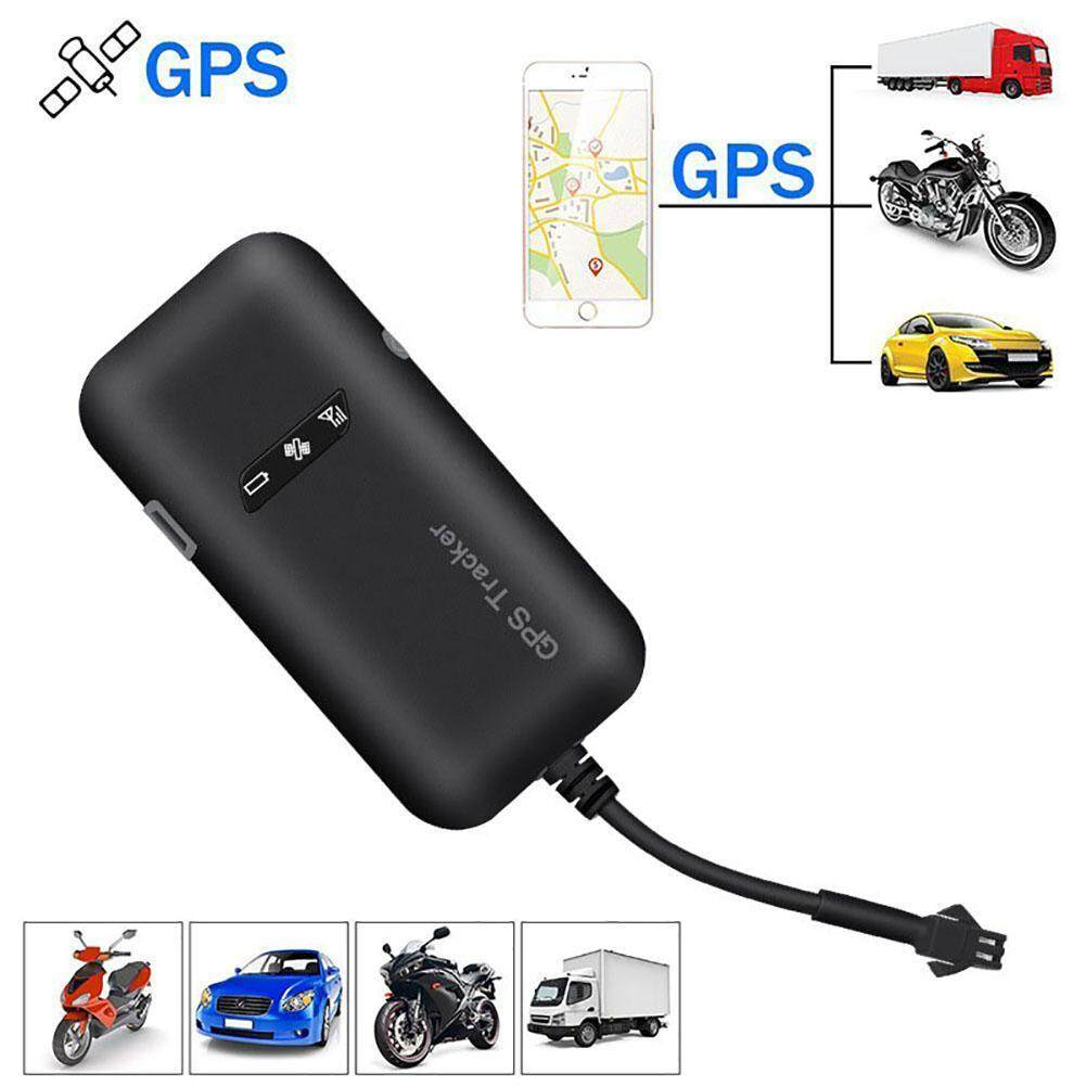 Goodgreat Vehicle Gps Tracker Real Time Gps Tracking Motorcycle Car Bike Antitheft Gps Tracking Device Locator - Intl By Good&great.