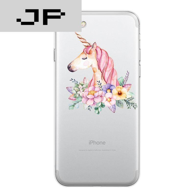 JP current brand apple 6 cellular phone hull day iPhone's 7 personality creativity plus Huo gum SEs only the Cape monster 6 s men and women new 5 S cartoon(【The local area temporary doesn't sell 】- the apple 5/5 Ss/SEs fresh flowers)