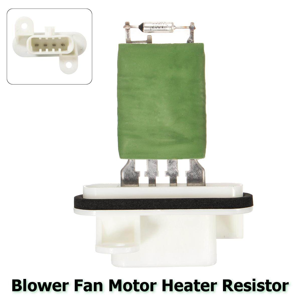 Blower Fan Motor Heater Resistor For Chevrolet Colorado GMC Canyon Isuzu i-290 - intl