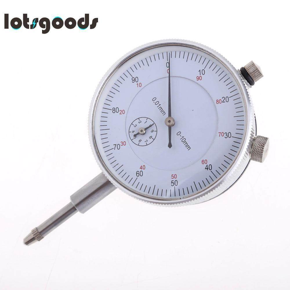 Precision Tool 0.01mm Accuracy Measurement Instrument Dial Indicator Gauge