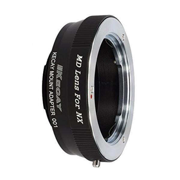 MD-NX, KECAY Lens Mount Adapter for Minolta MD MC Lens To Samsung NX Mount Camera, NX1, NX3000, NX2000, NX300, NX210, NX200, NX30, NX20, NX5, MC To NX