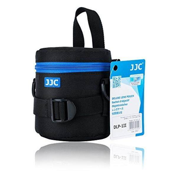 """Camera Lens Pouch JJC DSLR Camera Lens Case for Canon 50mm 28mm 60mm 11-22mm 18-55mm 35-80mm 28-80mm Nikon 50mm 18-55mm Olympus 14-42mm 40-150mm Sony 18-70mm any Lens with x4.53"""""""