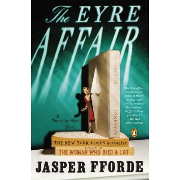 Penguin Books The Eyre Affair: A Thursday Next Novel - intl