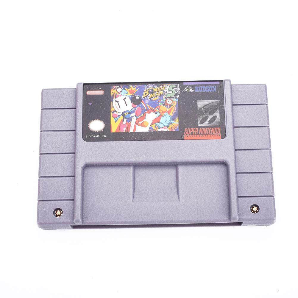 Buy Sell Cheapest Keluarga Besar Bomberman Best Quality Product Super R Reg 1 Efashionmall Clearance Sale 5 For Snes Nintendo Us Version English Game