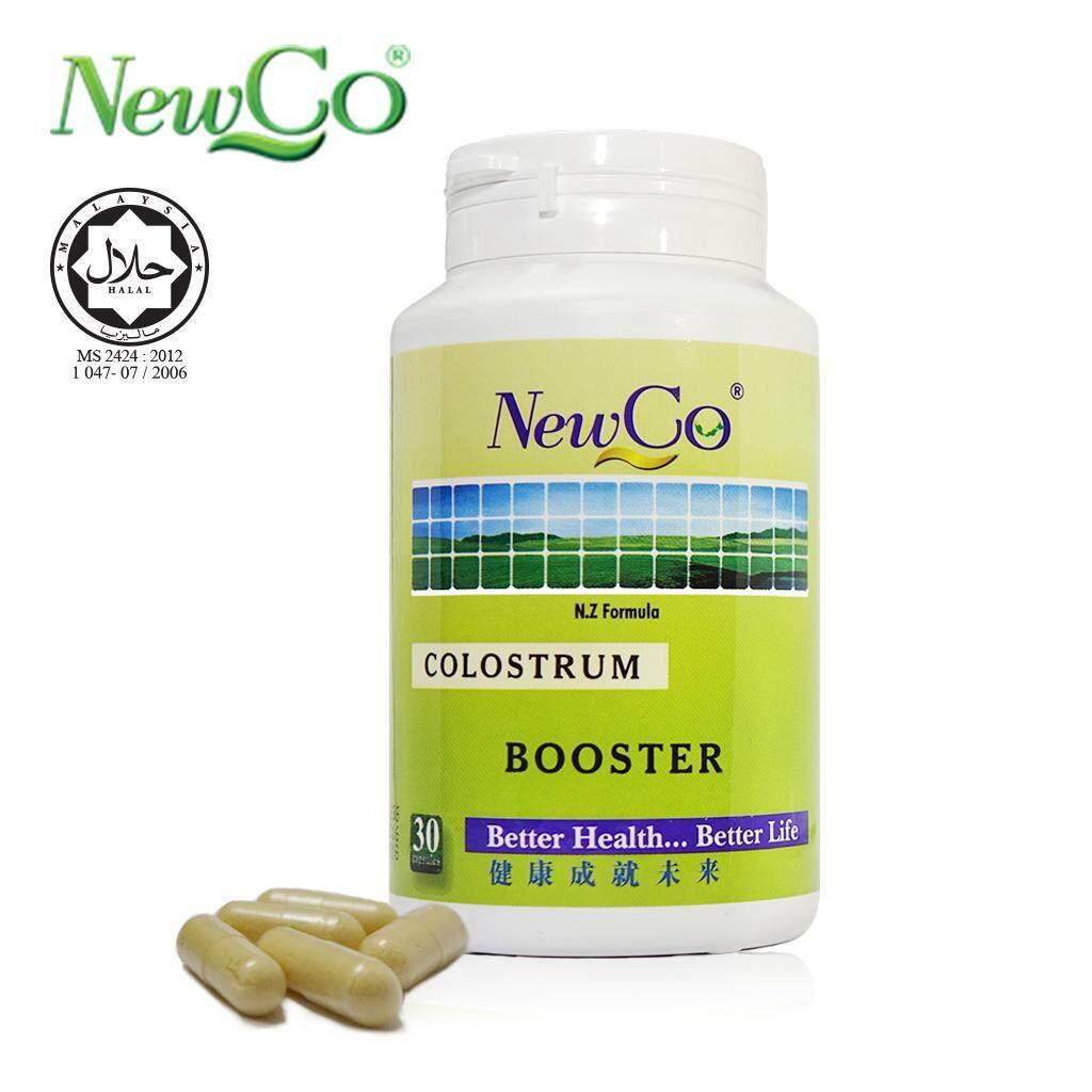 Newco Colostrum Booster 30 capsule x 300mg
