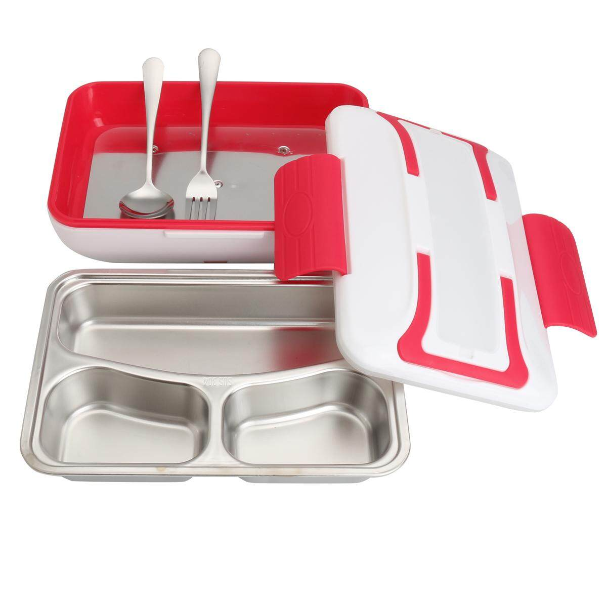 Portable Car Truck Electric Heating Lunch Box Food Warm Heater Storage Container By Moonbeam