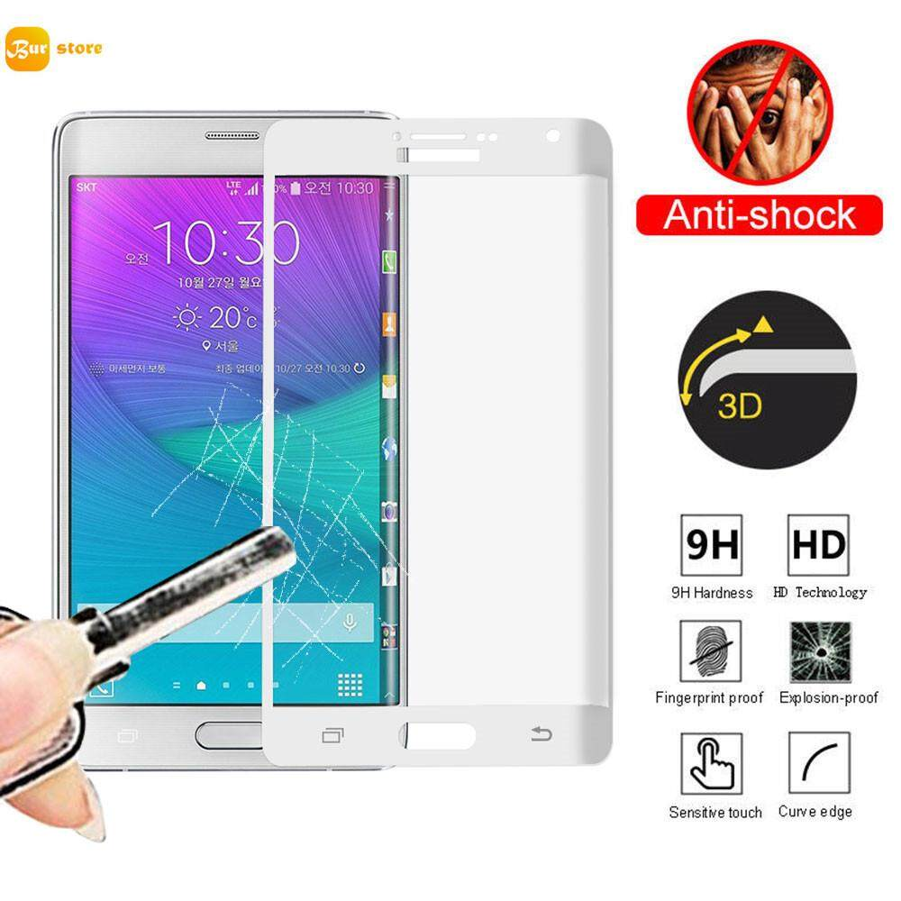 Screen Protectors For The Best Prices In Malaysia Tempered Glass Anti Gores Kaca Sony Xperia Z3 Mini Compact Burstore Samsung Galaxy Note Edge Premium Full 3d Cuvred Cover 03mm 9h