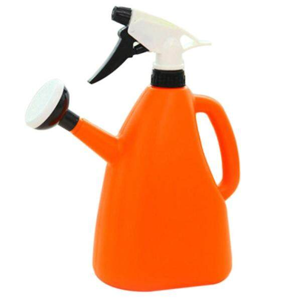 PP Home Bonsai Plants Watering Pots Sprays Portable Water Irrigation Tools Garden Accessories Orange - intl