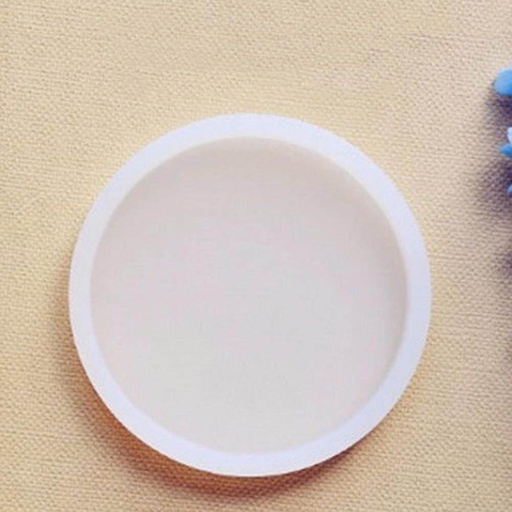 Mua Fang fang Khuôn Silicon Làm Đồ Trang Sức TỰ LÀM Polymer Hàng Thủ Công Trang Trí Khuôn-Hình Tròn 8 cm-quốc tế