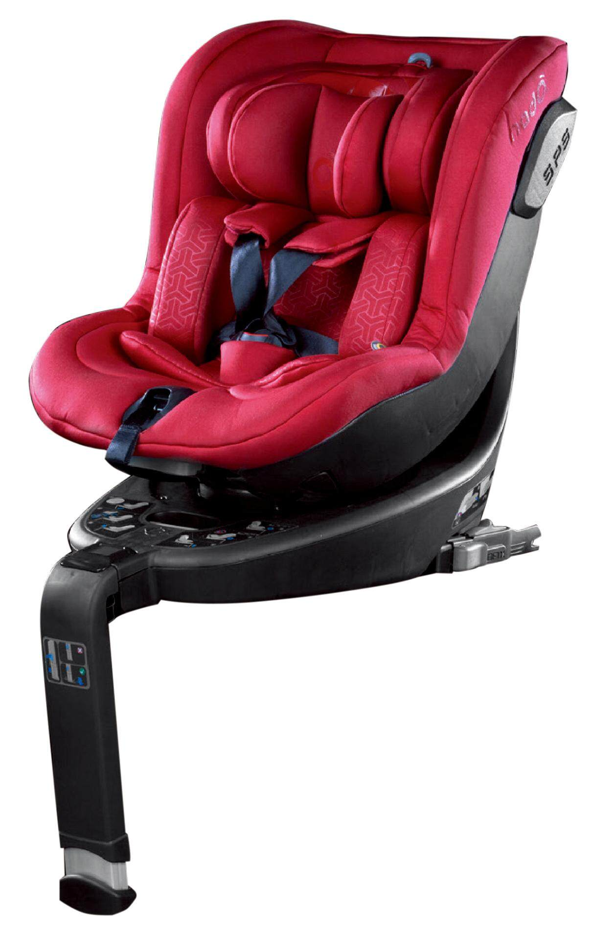 Nado o3 Car Seat Flame Red