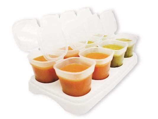 Treenie Breastmilk & Baby Food Freezer Cubes