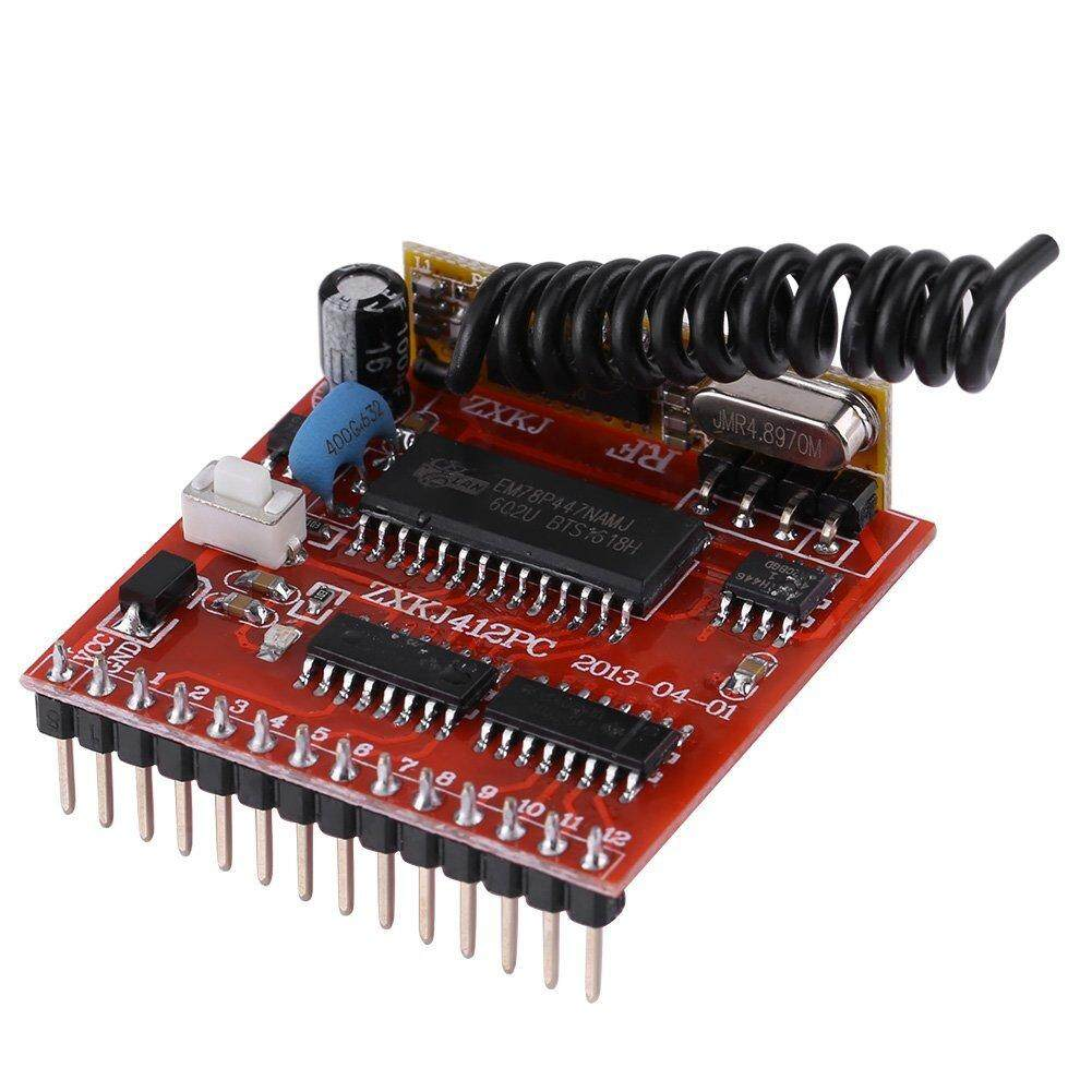 Buy Sell Cheapest Cloudsea 12 Best Quality Product Deals Channel V Usb Relay Board Module Controller For Automation Robotics Dc 12v 433 Mhz Remote Control Switch Wireless Receiver Intl
