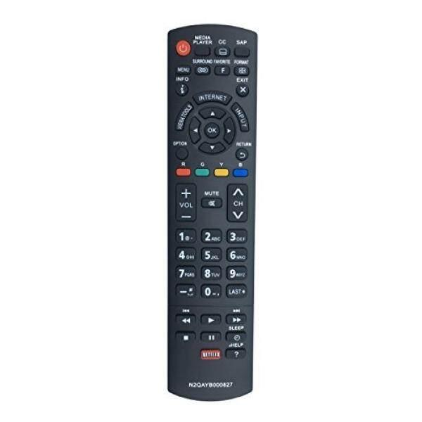 Econtrolly Menggantikan Remote N2QAYB000827 untuk Panasonic TV Plasma TC-50PS64 TC-65PS64 TC-P42S60 TC-P50S60 TC-P55S60 TC-P60S60 TC-P65S60-Intl