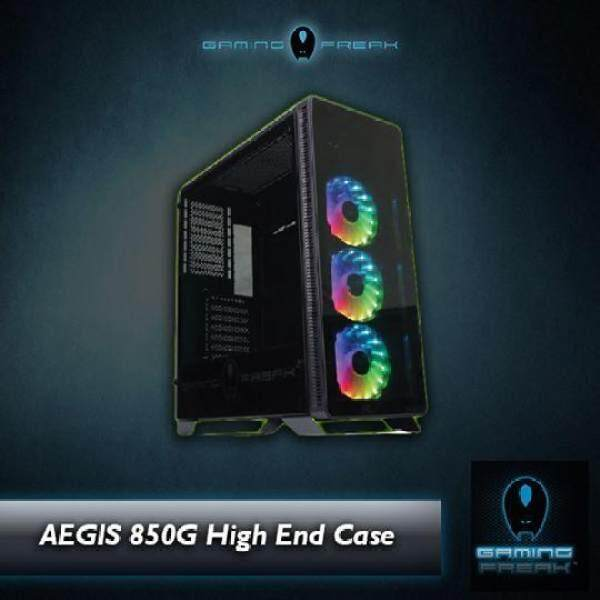 Gaming Freak AEGIS 850G TEMPERED GLASS CHASSIS Malaysia Malaysia