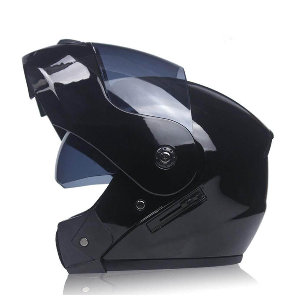 5d7db802098ca Motorcycle Helmet Double Lens Open Face Helmet Full Face Helmet Summer  Racing Running Helmet Men and