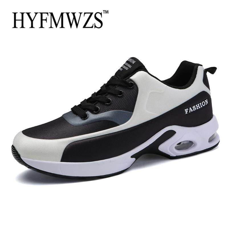 Hyfmwzs Pria Sneakers 2017 Pria Sepatu Olahraga Lari Sepatu Sepatu Lari  Bersirkulasi Sneakers untuk Pria- 4ffe3727af