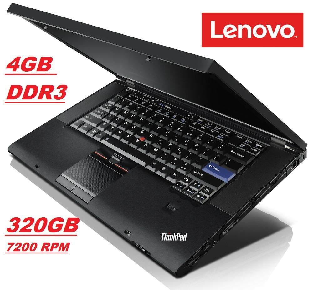 (REFURBISHED) LENOVO  THINK PAD T520 INTEL CORE i5 2520M /4GB DDR3/320GB GB HDD/15.6 LED SCREEN/ INTEL HD GRAPHIC /W7 PRO Malaysia