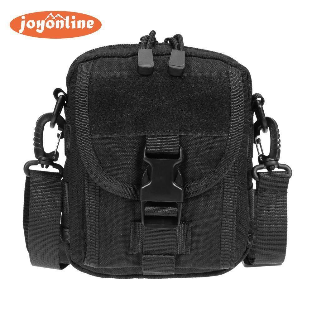 Hình ảnh Waterproof 1000D Nylon MOLLE Belt Waist Bag Shoulder Bag Outdoor EDC Pouch - intl