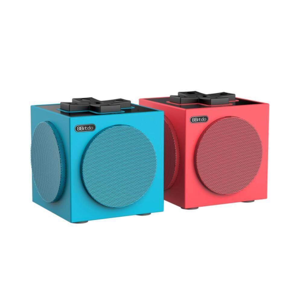 2pcs Cube Wireless Bluetooth Speaker Sound Box Stereo Audio Music Player
