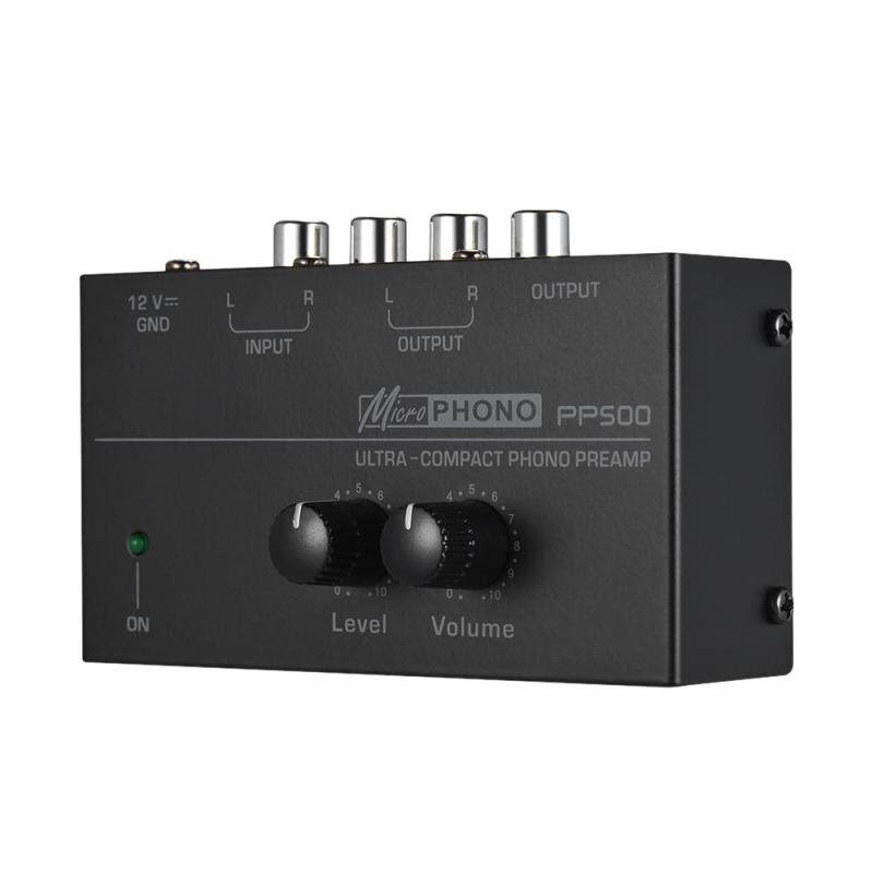 Ultra-compact Phono Preamp Preamplifier Malaysia