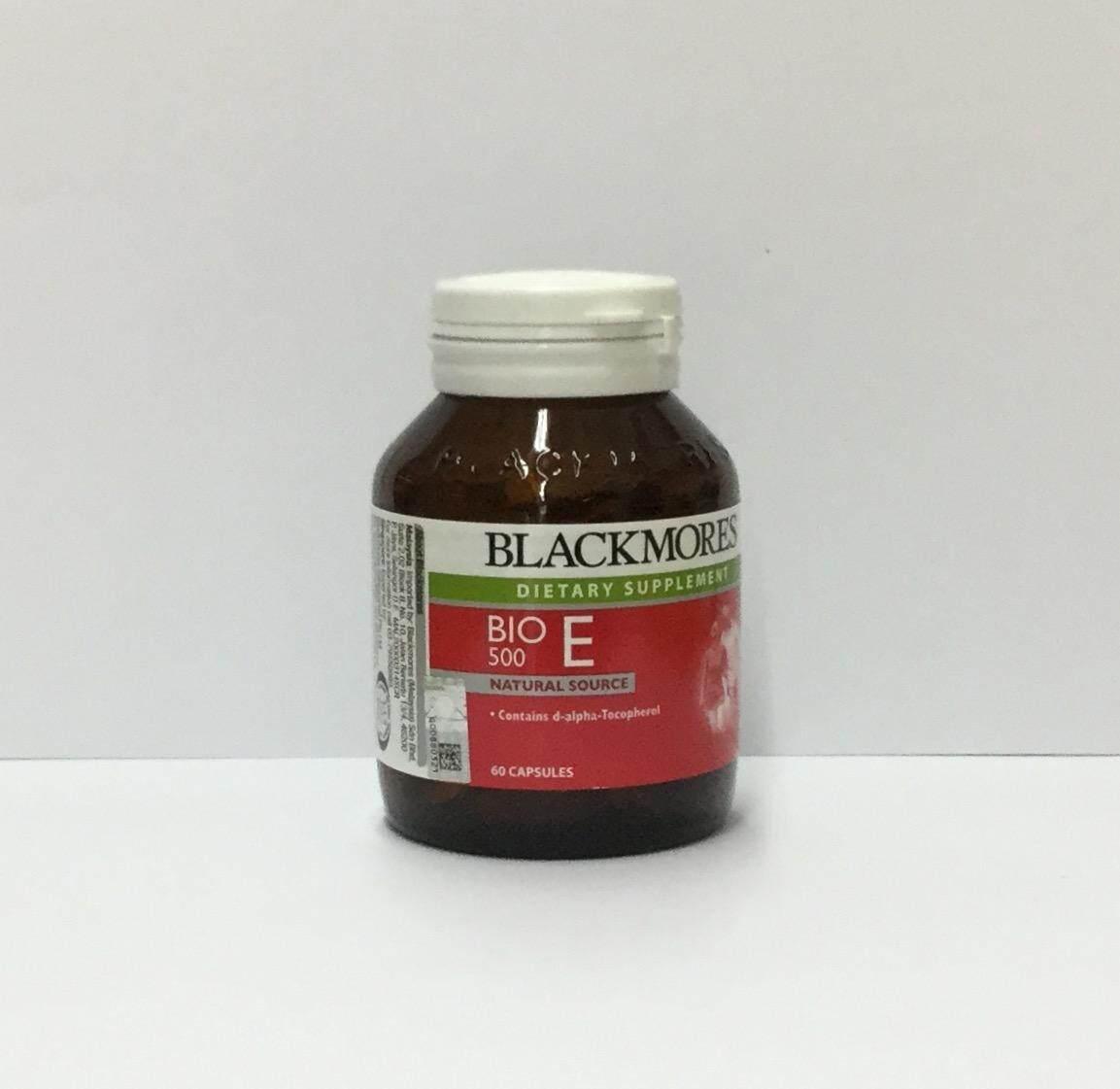 Blackmores Bio E 500IU 60's