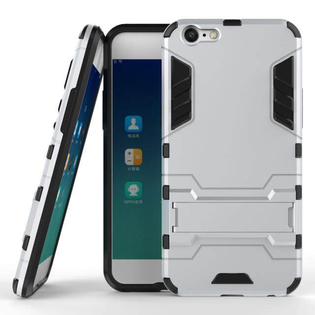 ... Back Cover Brown Online at Source · For OPPO A57 A39 PC TPU UV Hybrid Phone Case Amor Rugged