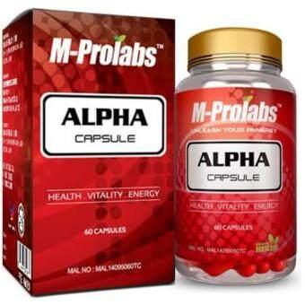 Originals M-Prolabs Alpha Men's Health Capsule 60 Capsules