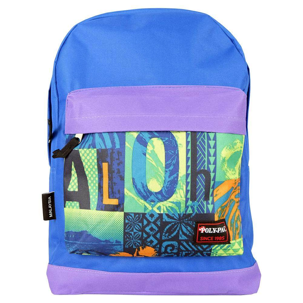 Poly-Pac PB1468 17inch Casual Backpacks