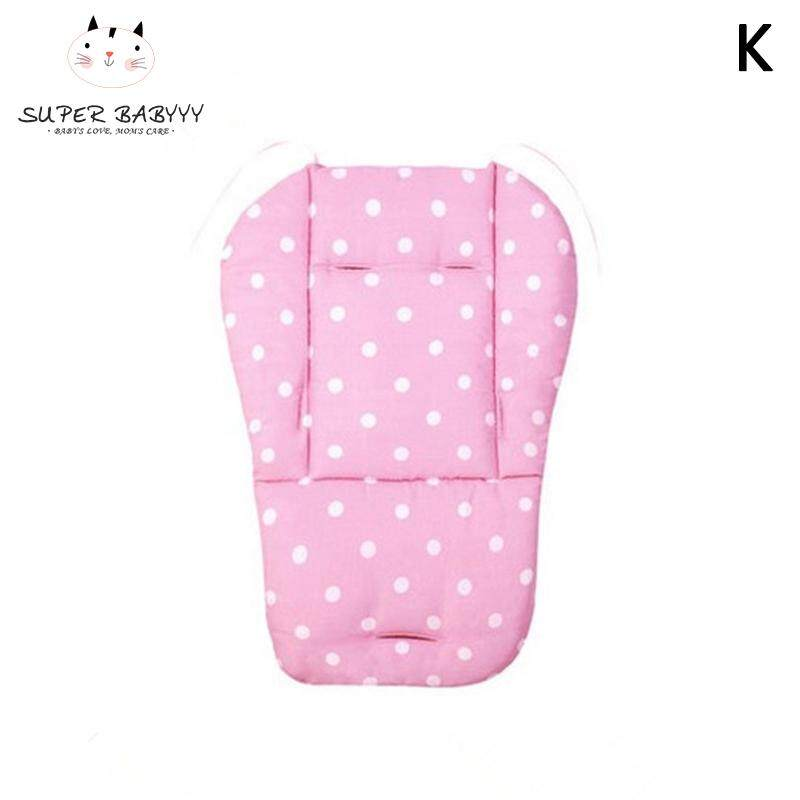 Sby Printed Stroller Cushion Seat Cover Cotton Baby Stroller Mat Mattress Strollers Accessories By Super Babyyy