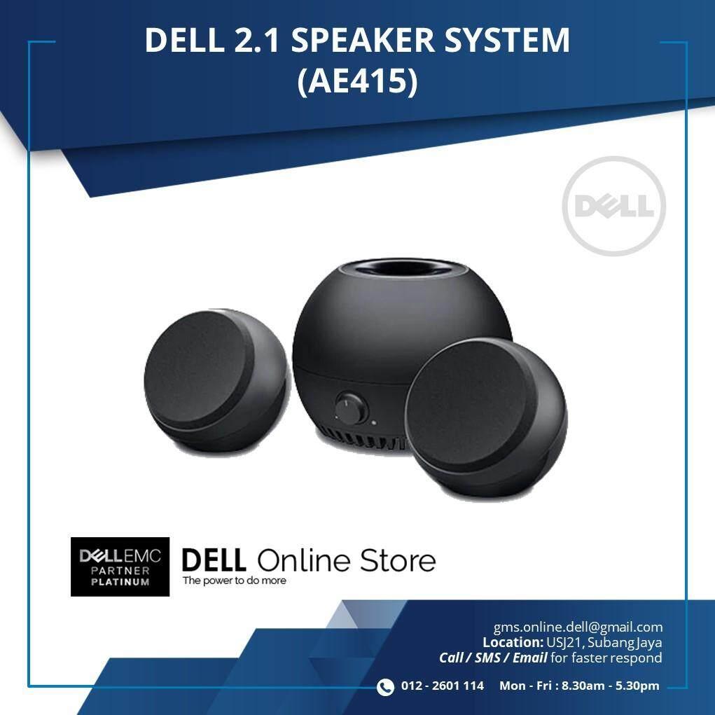 DELL 2.1 SPEAKER SYSTEM (AE415) Malaysia