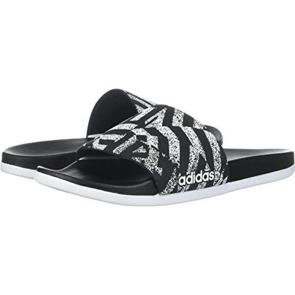 fe2f68fb4 adidas Womens Adilette CF+ Link GR W Slide Sandal