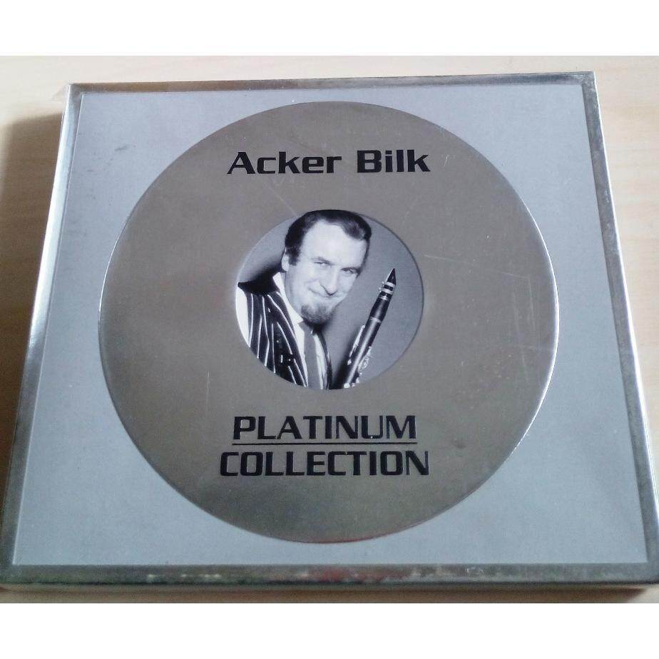 Acker Bilk Platinum Collection HDCD Mastering CD with booklet