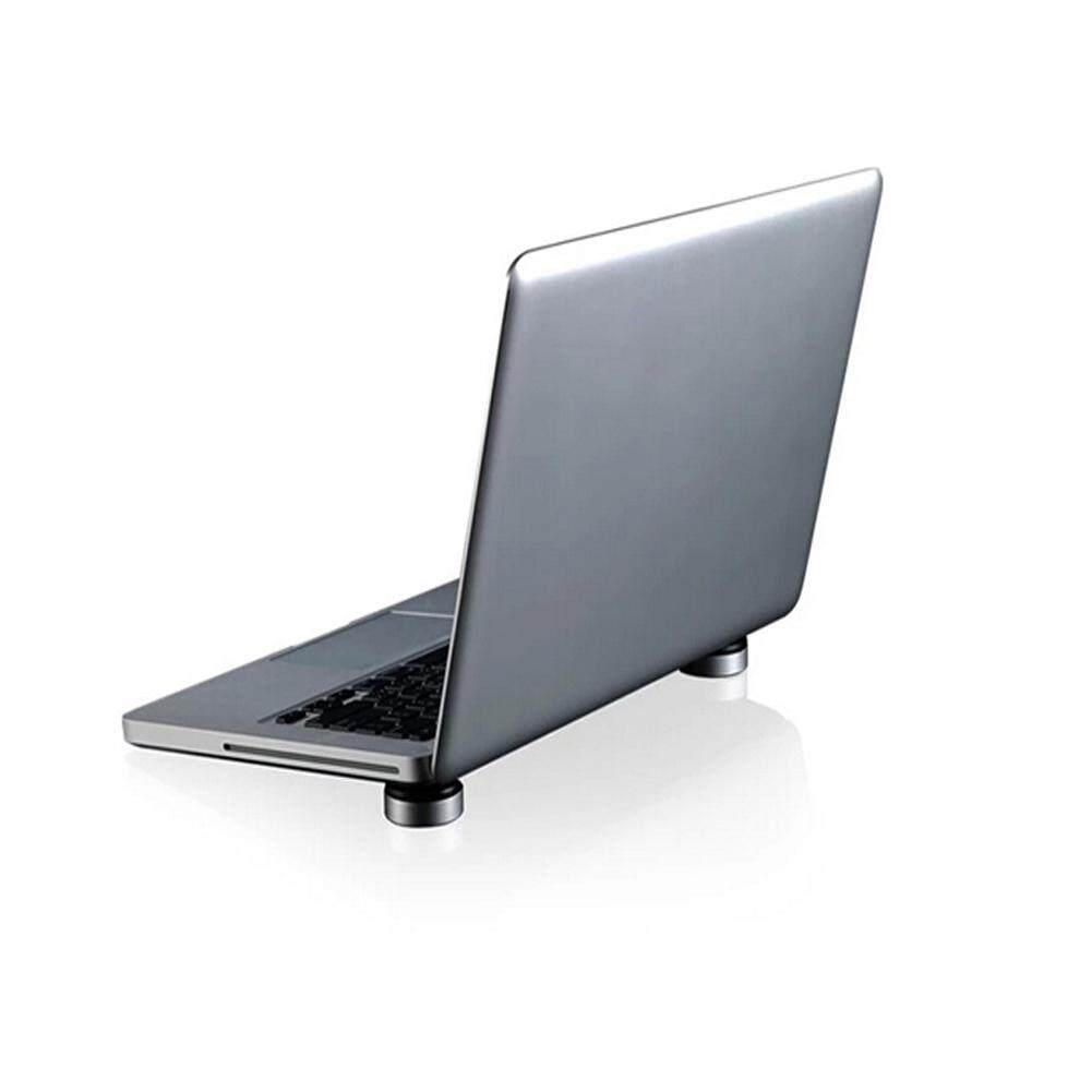 Ini Adalah 2 Pcs Mini Laptop Portabel Dudukan Pendingin Pemegang untuk Notebook/Macbook Pro/Mac Book Air/iPad Pro/Ipad air/Permukaan/Tablet