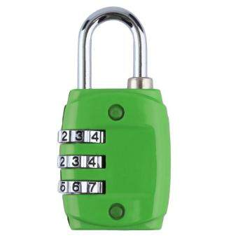 Harga preferensial Beau Paduan Seng Keamanan 3 Kombinasi Tas Koper Bepergian Gembok Kunci Kode beli sekarang - Hanya Rp24.764
