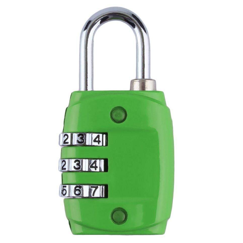 Harga preferensial Beau Paduan Seng Keamanan 3 Kombinasi Tas Koper Bepergian Gembok Kunci Kode beli sekarang