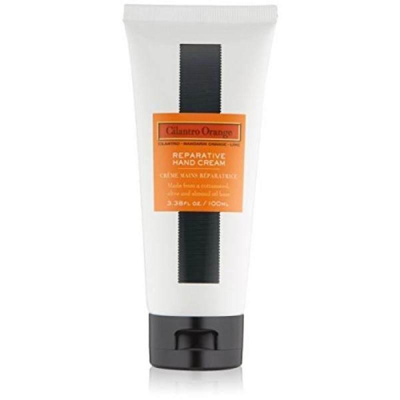 Buy LAFCO House & Home Reparative Hand Cream Tube, Cilantro Orange, 3.38 Fl Oz - intl Singapore