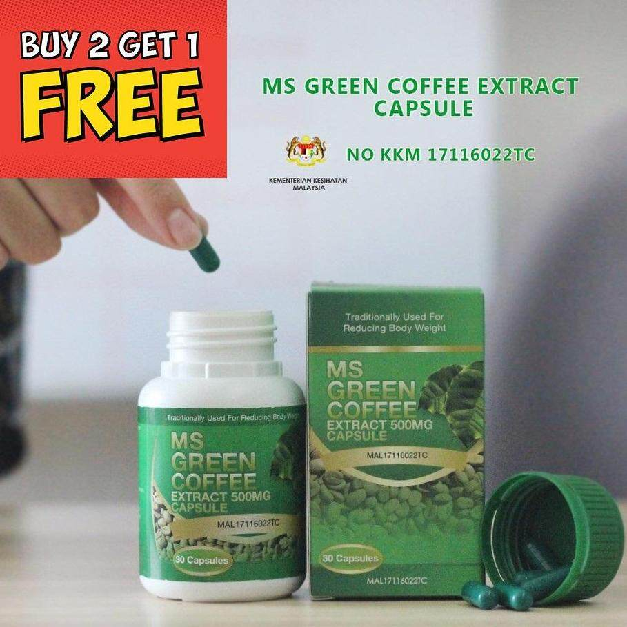 Green Coffee Buy At Best Price In Malaysia Www Capsule Pure Arabica Organic 60 Caps Ms 500mg Extract X 3 Bottles Ready Stock